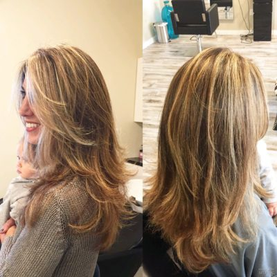 Beautiful style and highlights